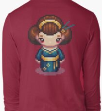 The Blue Geisha Long Sleeve T-Shirt
