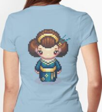 The Blue Geisha Women's Fitted T-Shirt