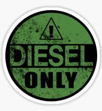 Diesel Truck Sticker Style  Sticker