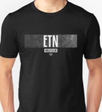 Electroneum (ETN) Crypto Hold Club Slim Fit T-Shirt