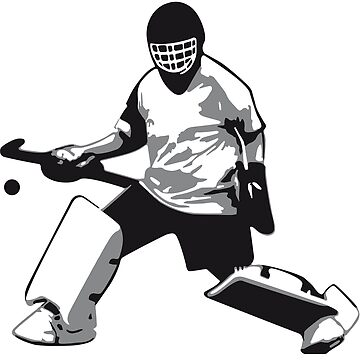Hockey Goalie by hookfreaks