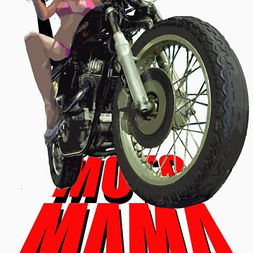 Moto Mama Red by TexFX