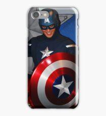 The Cap iPhone Case/Skin