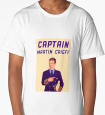 Captain Martin Crieff Long T-Shirt