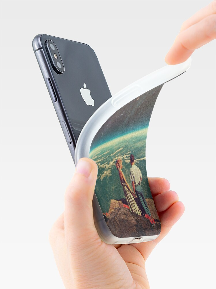 Alternate view of Love iPhone Case & Cover