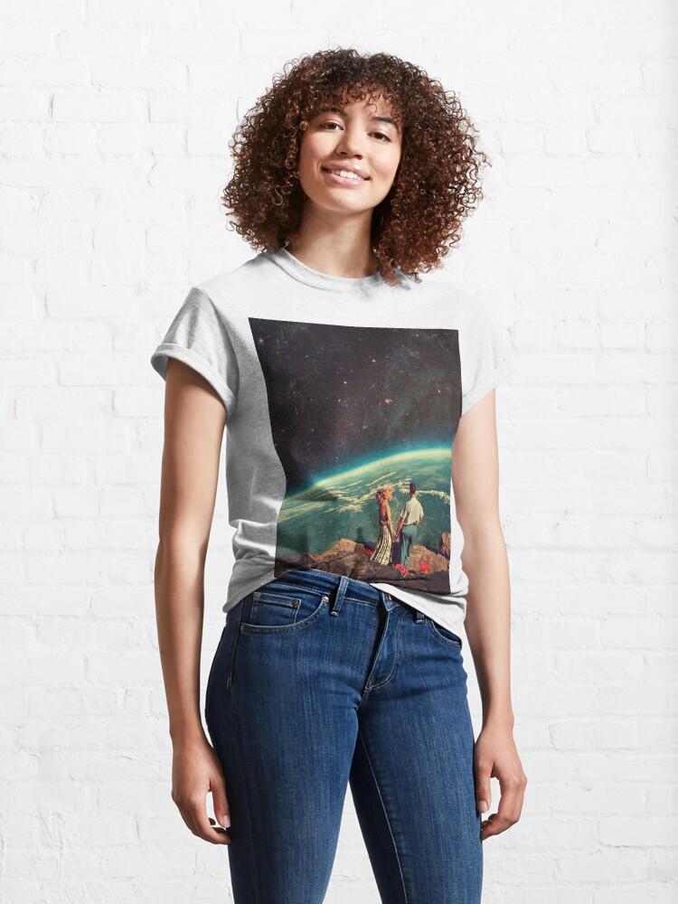 Alternate view of Love Classic T-Shirt