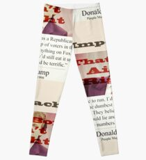Impeach Trump Leggings