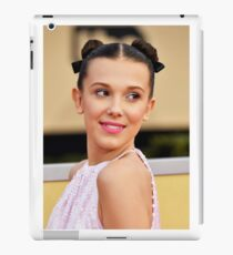 Millie Bobby Brown iPad Case/Skin