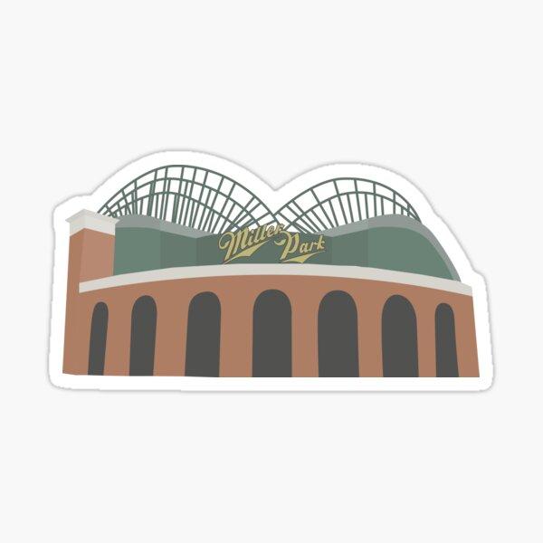 Miller Park Sticker