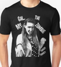 My Gal, the Zombie- Horror Host Punk Unisex T-Shirt