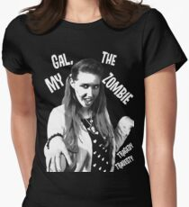 My Gal, the Zombie- Horror Host Punk T-Shirt