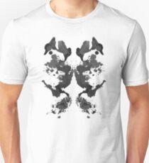 Inkblot test - Ocean (Rorschach) Unisex T-Shirt