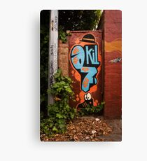 Kil Entrance Canvas Print