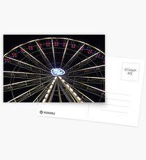 Wheel Postcards