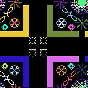 An amazing geometric pattern by Angry-Owl