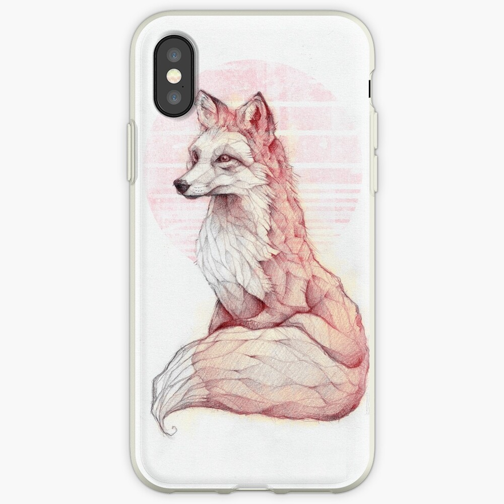 Vulpes Vulpes iPhone-Hülle & Cover