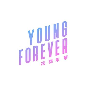 BTS Young Forever by LadyCyprus