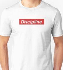 Discipline Box Logo Unisex T-Shirt