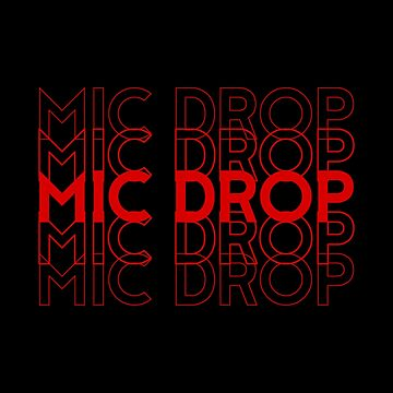 BTS Mic Drop by LadyCyprus