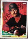 202 - Steve Dixon by Foob's Baseball Cards