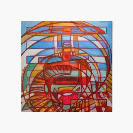 Hexagram 48: Jĭng (The Well) Art Board Print