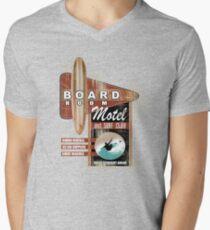 board room motel Mens V-Neck T-Shirt