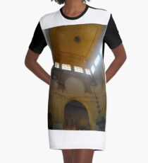 Morocco Meknes - inside the mosque Graphic T-Shirt Dress