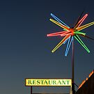 El Comedor Restaurant, NM Route 66, Moriarty by Mitchell Tillison