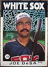 211 - Joe DeSa by Foob's Baseball Cards