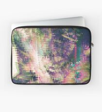 Fragmented Abstract Artwork Laptop Sleeve