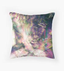Fragmented Abstract Artwork Floor Pillow