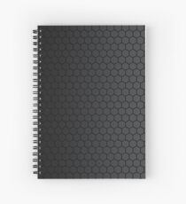 hexagono Spiral Notebook