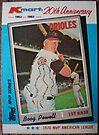 216 - Boog Powell by Foob's Baseball Cards