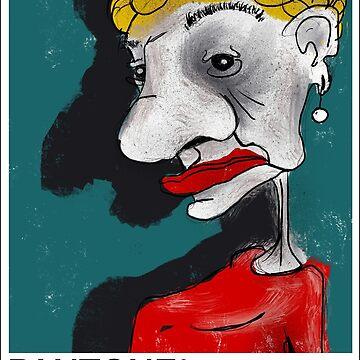 PANTONE - Esther Green by Deki