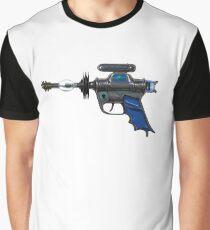 Raygun. Spacegun. Ray Gun. Space gun. Toy gun. Steampunk. Pop culture Graphic T-Shirt
