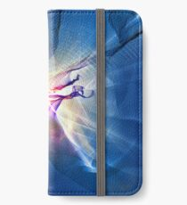 Galaxy Abstract Art iPhone Wallet/Case/Skin