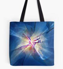 Galaxy Abstract Art Tote Bag