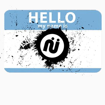 Hello My Name Is NU by nufashionorder