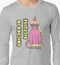 Unicorn In Disguise Long Sleeve T-Shirt