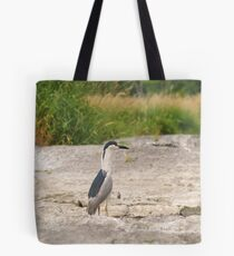 A Bird with Three Rattails. Tote Bag