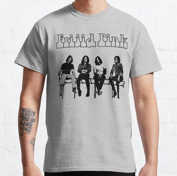Frijid Pink t shirt detroit rock Classic T-Shirt