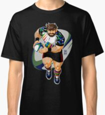 ADAM LIKES TO PLAY RUGBY Classic T-Shirt