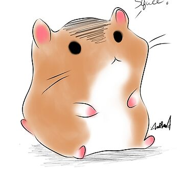 Hamster by GrayCoffee