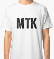 Montauk Distressed / Montauk Born Classic T-Shirt