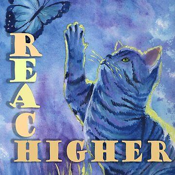 Reach Higher by ALatorreArt