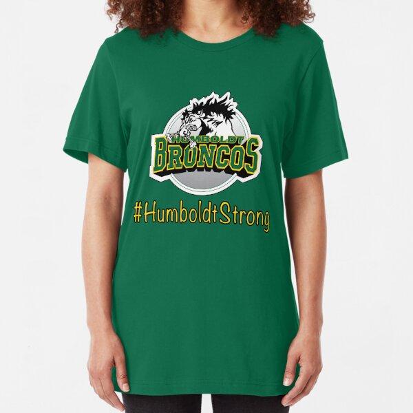 Humboldt Broncos <3 Slim Fit T-Shirt