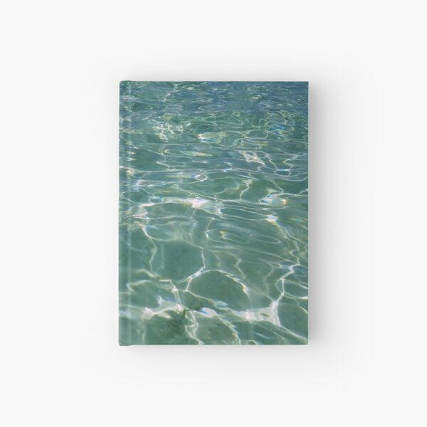 Waves and Ripples Hardcover Journal