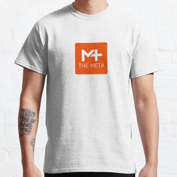The Meta - Orange Logo Classic T-Shirt