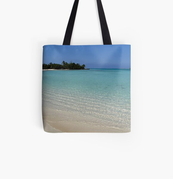 Gillam Bay - North End All Over Print Tote Bag