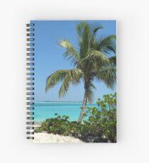 Pelican Cay  Spiral Notebook